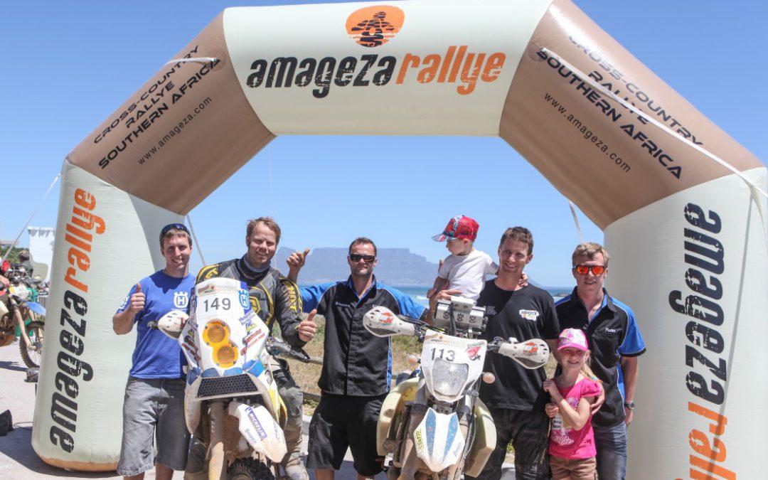 In the Press: Amageza 2015