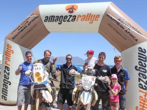 Amageza Safari 2013