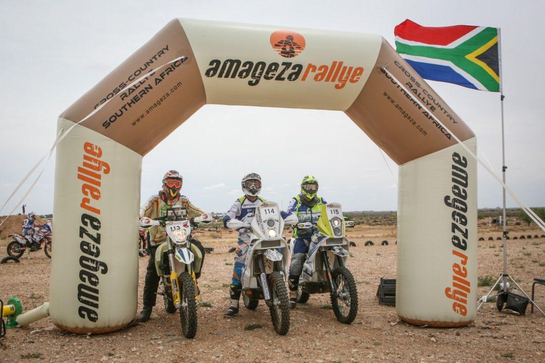 Amageza Rallye 2016