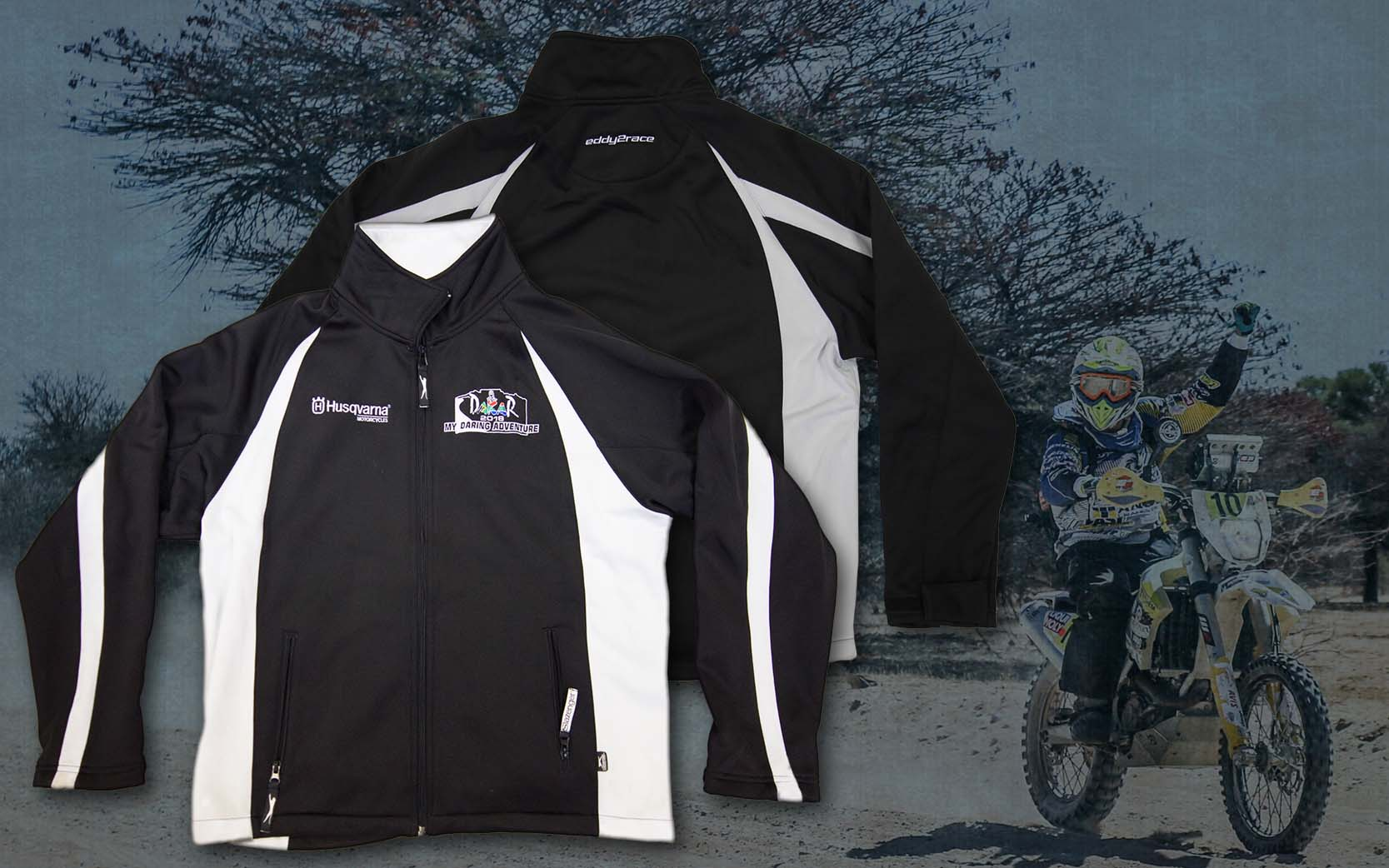 Donny Dakar Adventure Jacket