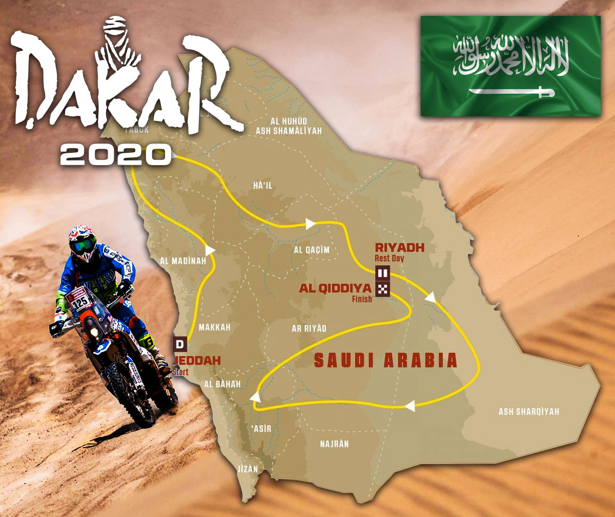 Dakar 2018 Malle Moto